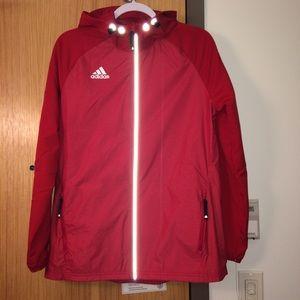 NEW ADIDAS windbreaker jacket